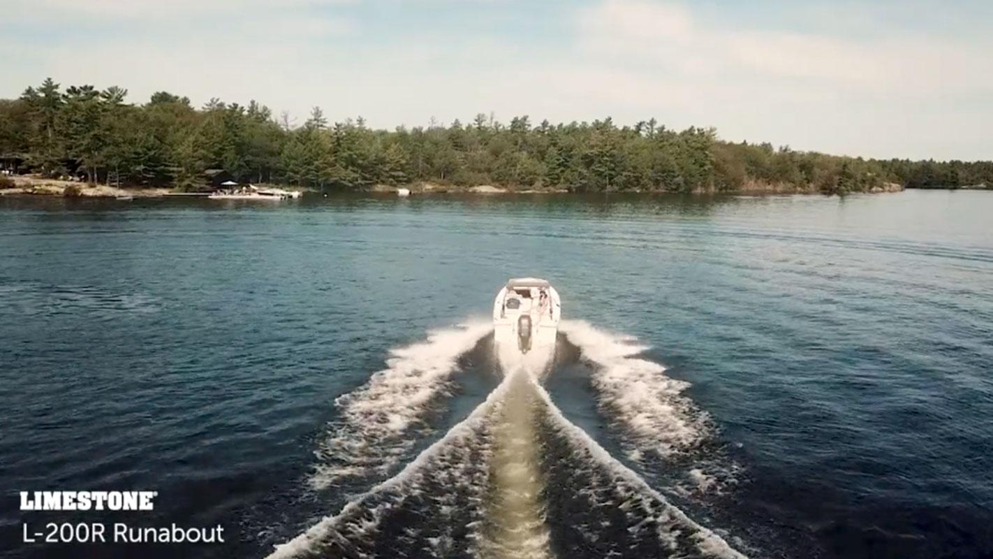 L-200R Drone Footage
